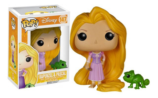 Funko Pop Disney Rapunzel & Pascal #147 Original