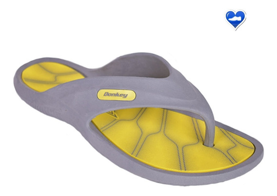 Ojota De Hombre Anatomica Goma Modelo Donkey De Shoes Bayres