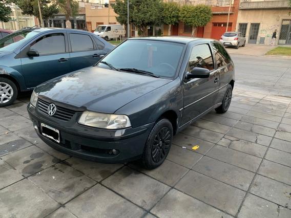 Volkswagen Gol 1.6 Power 3 Ptas Full Con Gnc Muy Buen Estado