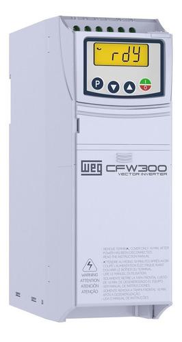 Variador De Velocidad 1 Hp 220 Vac Serie Cfw300