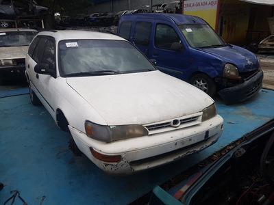 Toyota Corolla Wg , 1996, Sucata, Somente Retiradas De Peças