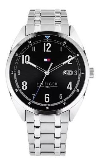 Relógio Tommy Hilfiger Aço Masculino 1791568 #r01