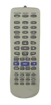 Controle Remoto Dvd E Home Theater Gradiente Hts-570/hts-870