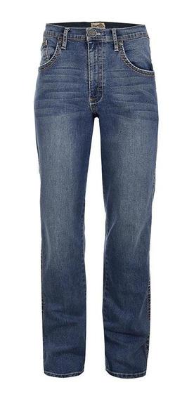 Jeans Vaquero Wrangler Hombre Slim Fit U44