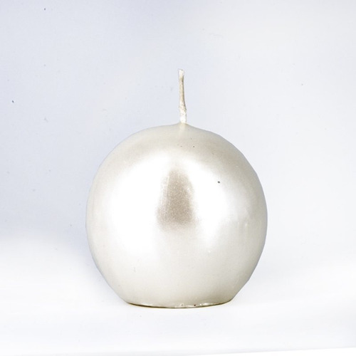 Vela Esfera N.2 Cerespas 20202 Perla Metalizado