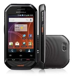 Celular Mini Nextel I867 Livianito Chico Android 2,2 Negro
