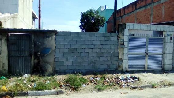 Terreno Em Vila Jockei Clube, São Vicente/sp De 0m² À Venda Por R$ 170.000,00 - Te312525