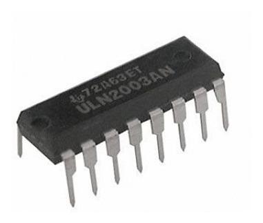 Circuito Integrado Uln2003 X5 Unidades