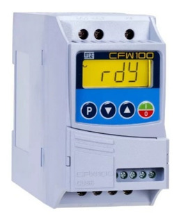 Variador Convertidor Frecuencia Velocidad 1 Hp Weg Cfw 100