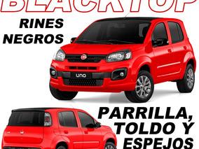 Fiat Uno 1.4 Like Blacktop Ltd Edition Abs Ac 85hp R14 Arh
