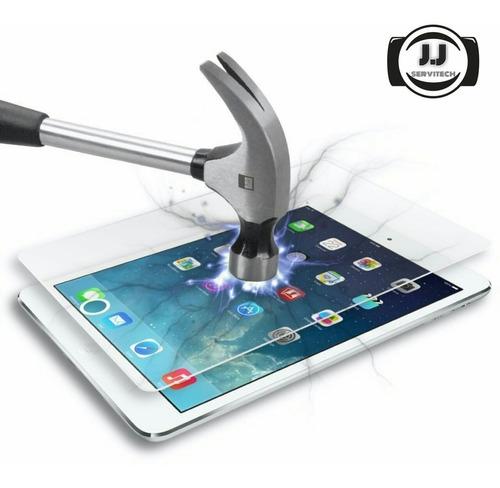 Lamina Vidrio Templado Universal Tablet 7 Y 8 Pulgadas