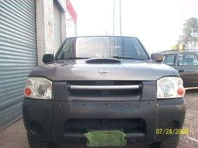 Nissan Frontier 2.8 Dte Cab Doble Xe Aa 4x4