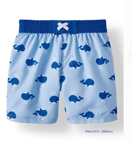 Shorts Playeros De Niños Originales