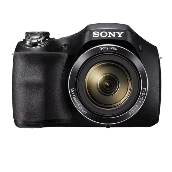 Camara Semireflex Sony Dsc-h300 20.1 Mpx Zoom 35x Oficial