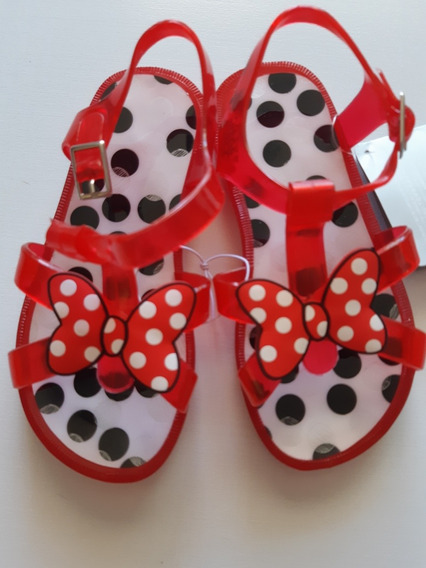 Sandália Infantil Minie Disney Store