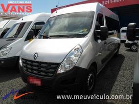 Renault Master 2.3 L3h2 2014/2015 Prata