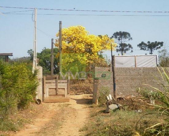 Terreno Residencial À Venda, Jardim Samambaia, Campinas. - Te0056