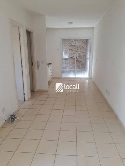 Casa Com 2 Dormitórios À Venda, 100 M² Por R$ 155.000 - Parque Da Liberdade Vi - São José Do Rio Preto/sp - Ca1799
