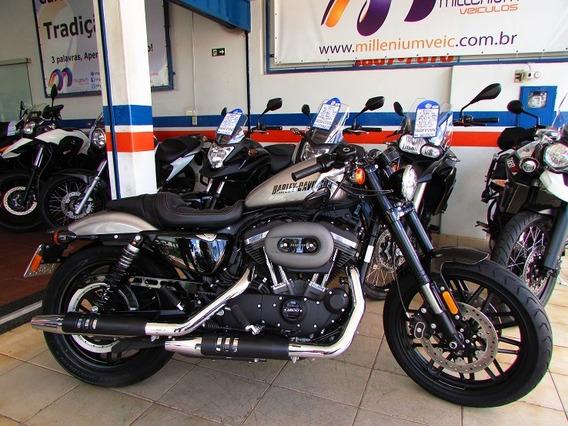 Harley Roadster 1200 - Só 12 Mil Km - Millenium - Amparo Sp