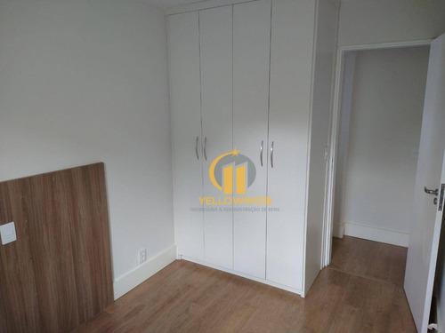 Imagem 1 de 26 de Apartamento À Venda, 45 M² Por R$ 207.000,00 - Cidade Satélite Santa Bárbara - São Paulo/sp - Ap0280