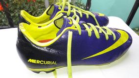 Tachones Nike Mercurial Talla 23.5 Cm