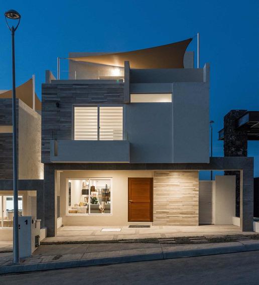 Zibata Exclusiva Casa Acabados Premium De Lujo En Queretaro