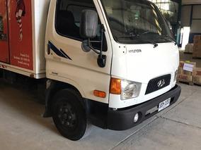 Camion Hyundai Hd78 Con Furgon