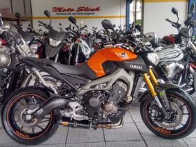 Yamaha Mt 09 Abs 2015 Moto Slink