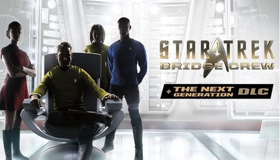 Star Trek Bridge Crew Pc Steam 100% Original Key Digital