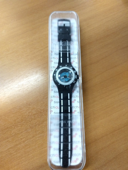 Relógio Swatch Feel The Sea Original Suub101