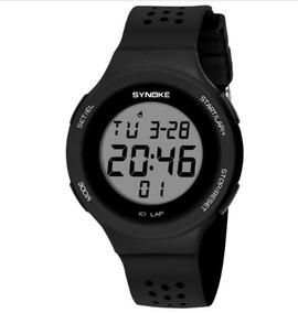 Relógio Digital Masculino Multi Função Led Prova De Água 50m