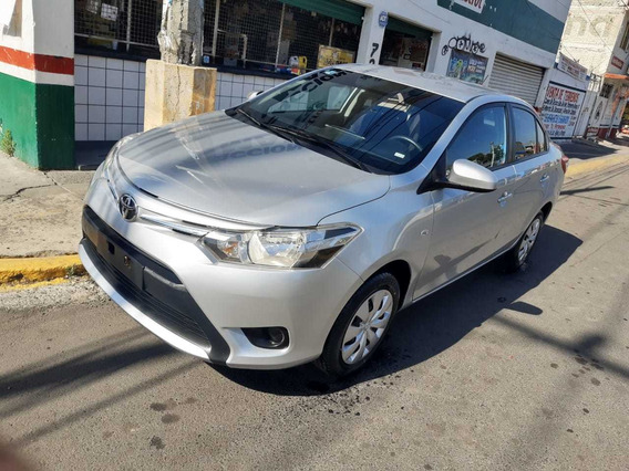 Toyota Yaris 1.5 Core At Sedan Cvt 2017
