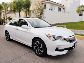 Honda Accord 2.4 Exl Navi Cvt 2016