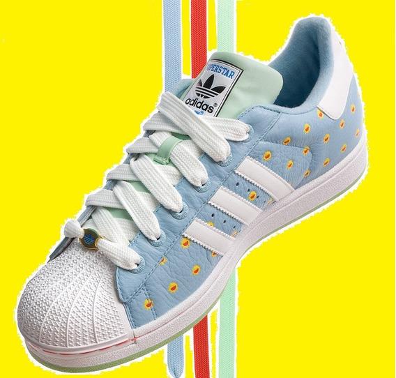 Zapatillas adidas Originals Superstar Colección Buenos Aires