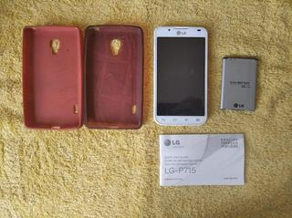 Telefono Lg Optimus L7 Ii Dual P715 Dañado Para Repuesto
