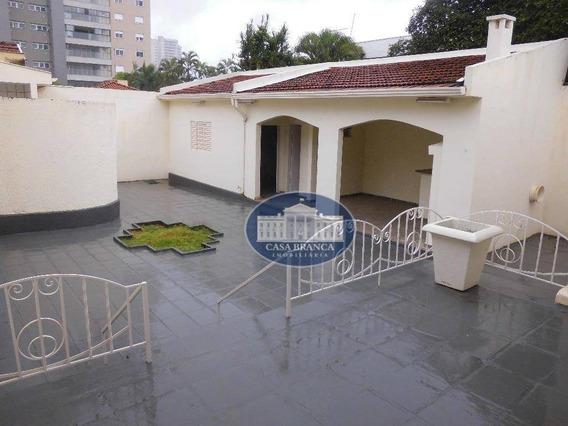 Casa Com 3 Dormitórios Para Alugar, 247 M² Por R$ 2.900/mês - Centro - Araçatuba/sp - Ca1145
