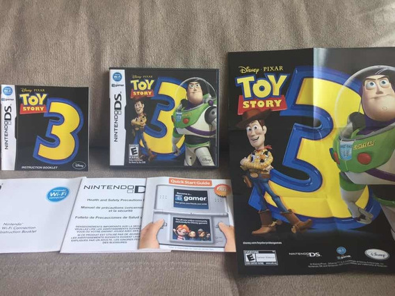 Toy Story 3 Ds - Nintendo Ds