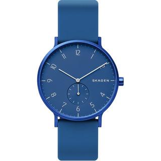 Reloj Skagen Unisex Caucho Silicona Colores Segundero