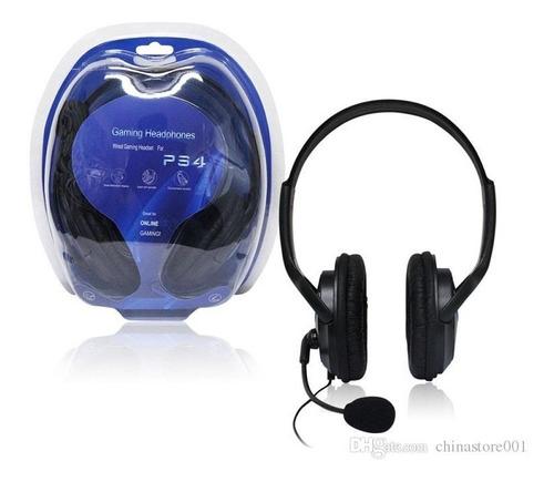 Audifonos Con Microfono Para Ps4/celular/xbox One /nintendo