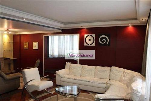 Apartamento À Venda, 230 M² Por R$ 2.000.000,00 - Jardim Da Saúde - São Paulo/sp - Ap0863