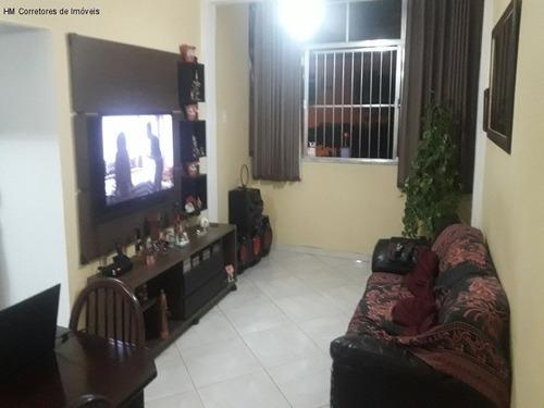 Imagem 1 de 20 de Amplo Apartamento De Três Quartos No Cachambí - Hmap930 - 34641838