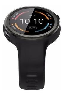 Reloj Inteligente Motorola Moto 360 Sport - 45mm Gps Negro