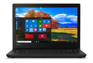 Laptop Toshiba I5 7200u 8gb Ram 1 Tb Dd Win 10 Pro