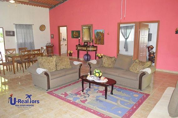 Residence For Sale At El Higo - $130,000