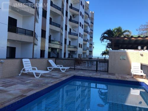 Imagem 1 de 17 de Apartamento Com Vista Ao Mar - Ap00288 - 69837781