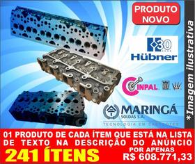 Cabeçote L200 2.5 8v Sport Hpe Reis Peças