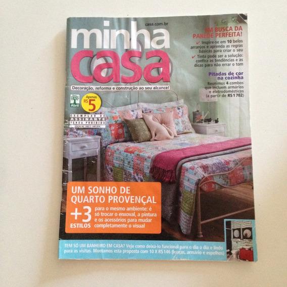 Revista Minha Casa N48 Abril2014 Quarto Provençal Parede C2