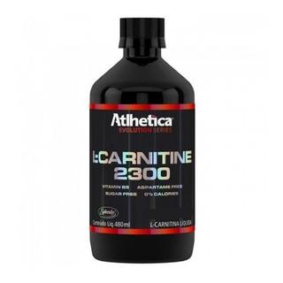 L-carnitine 2300mg 480ml - Athletica