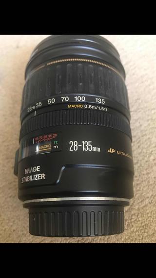 Lente Camera Cannon