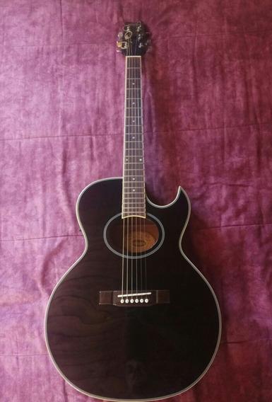 Guitarra Electroacústica Washburn Aniversario